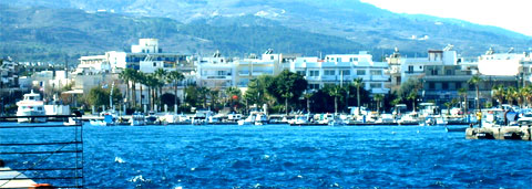 Kos - View from the Sea